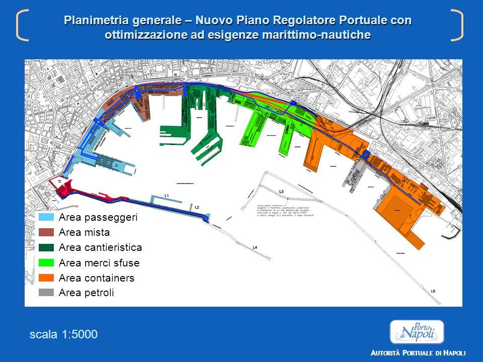 Planimetria generale Nuovo PRP