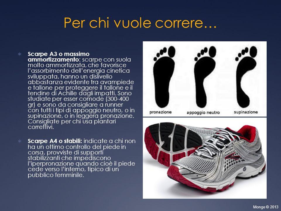 Per chi vuole correre…