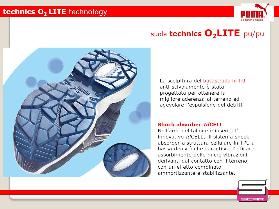 technics O2 LITE technology