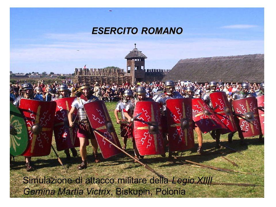 ESERCITO ROMANO ESERCITO ROMANO