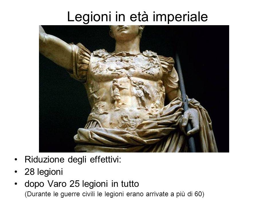 Legioni in età imperiale