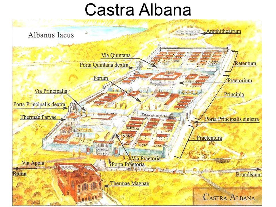 Castra Albana