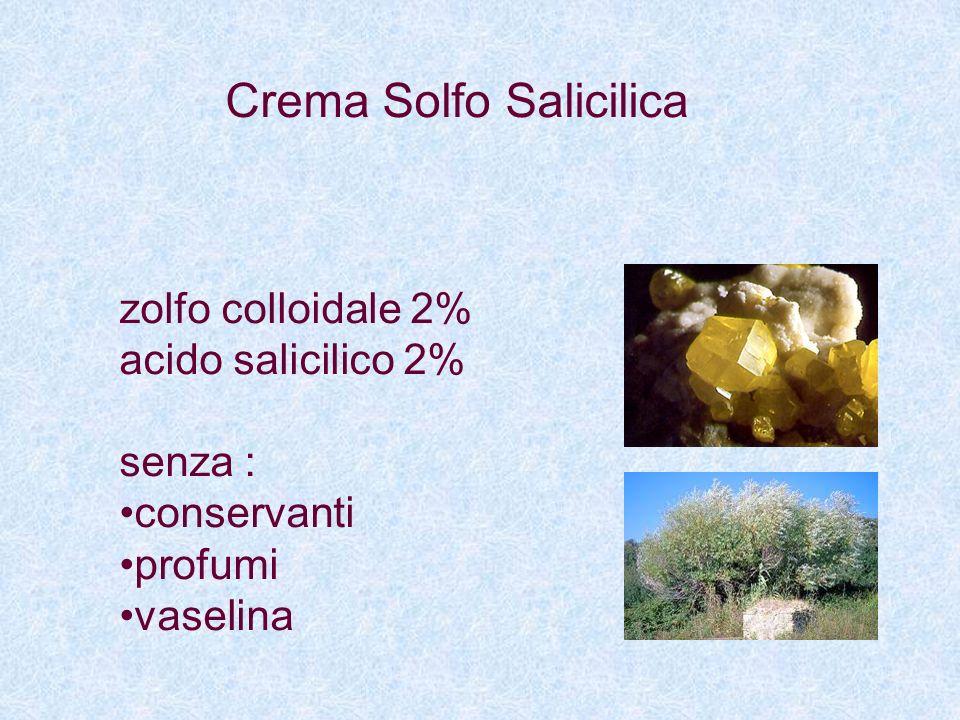 Crema Solfo Salicilica
