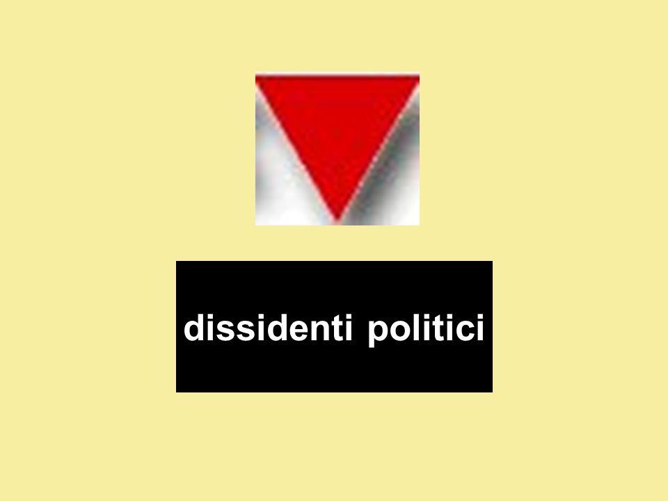 dissidenti politici