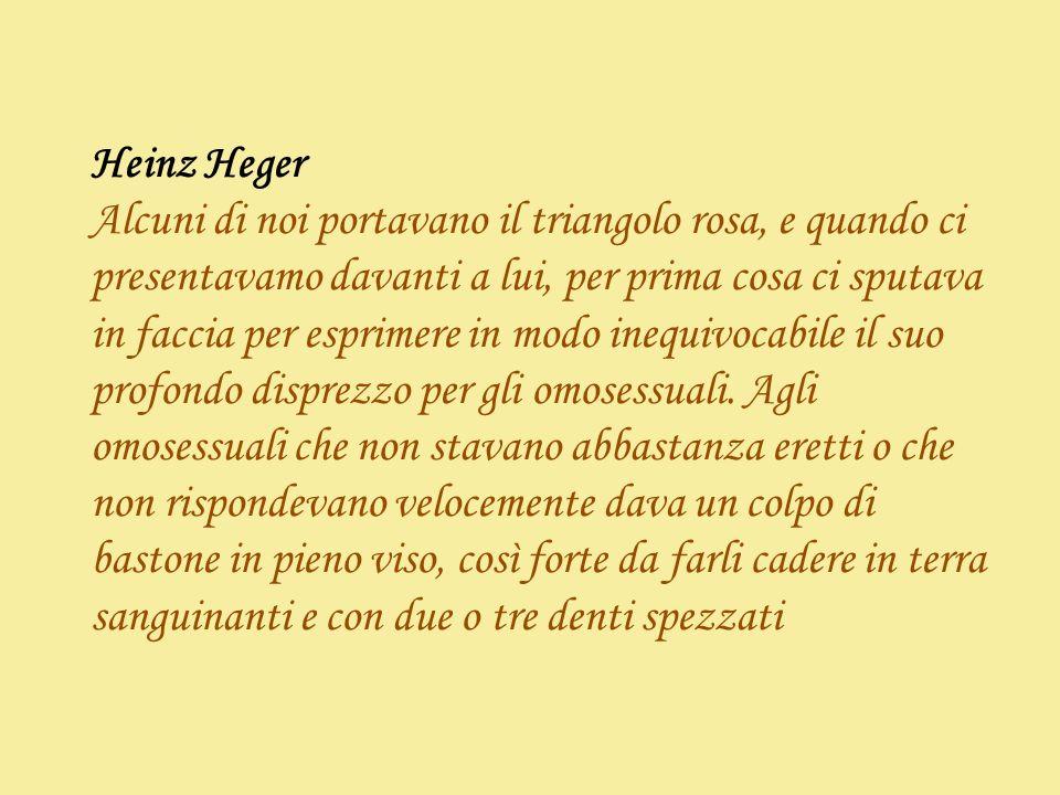 Heinz Heger