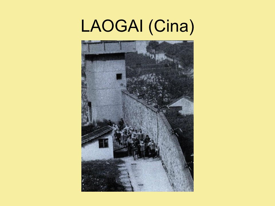 LAOGAI (Cina)