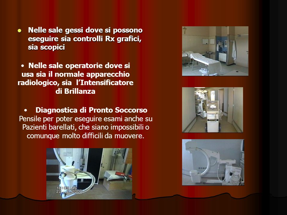Diagnostica di Pronto Soccorso
