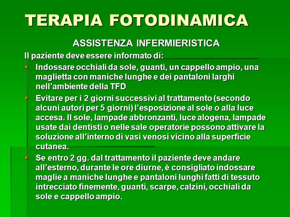 ASSISTENZA INFERMIERISTICA