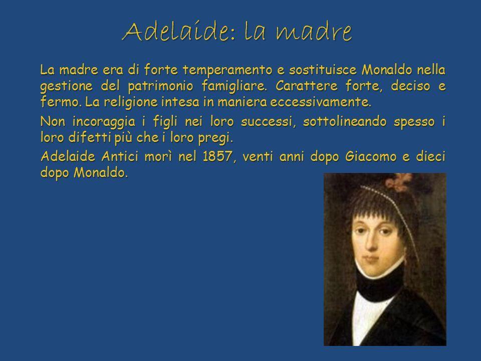 Adelaide: la madre