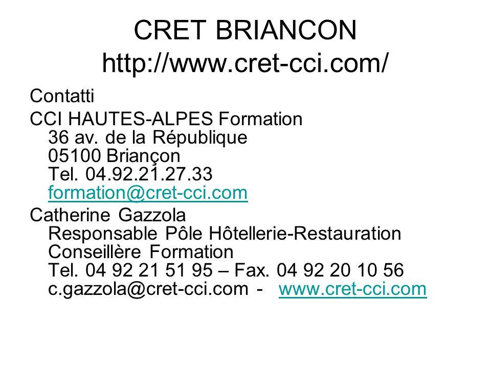 CRET BRIANCON http://www.cret-cci.com/