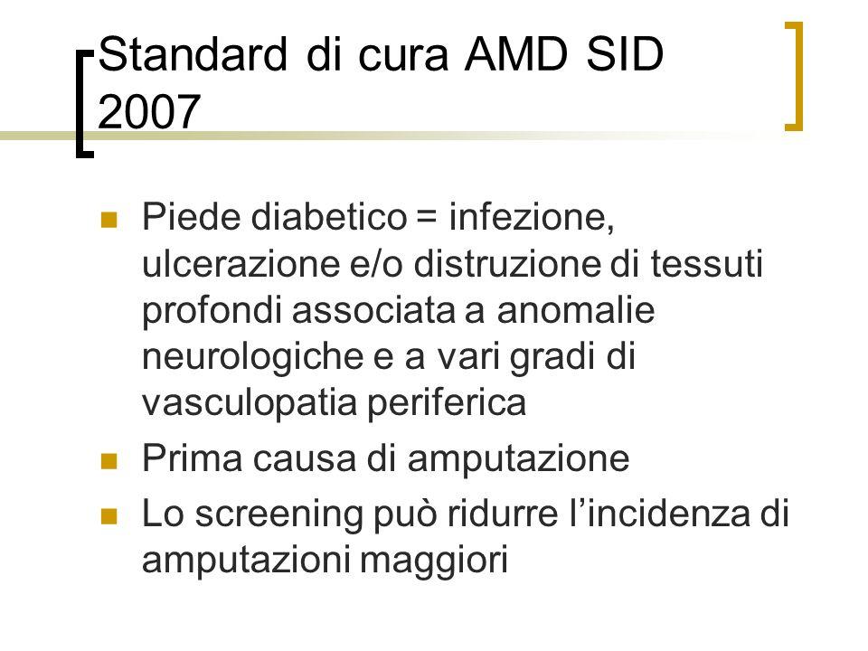 Standard di cura AMD SID 2007