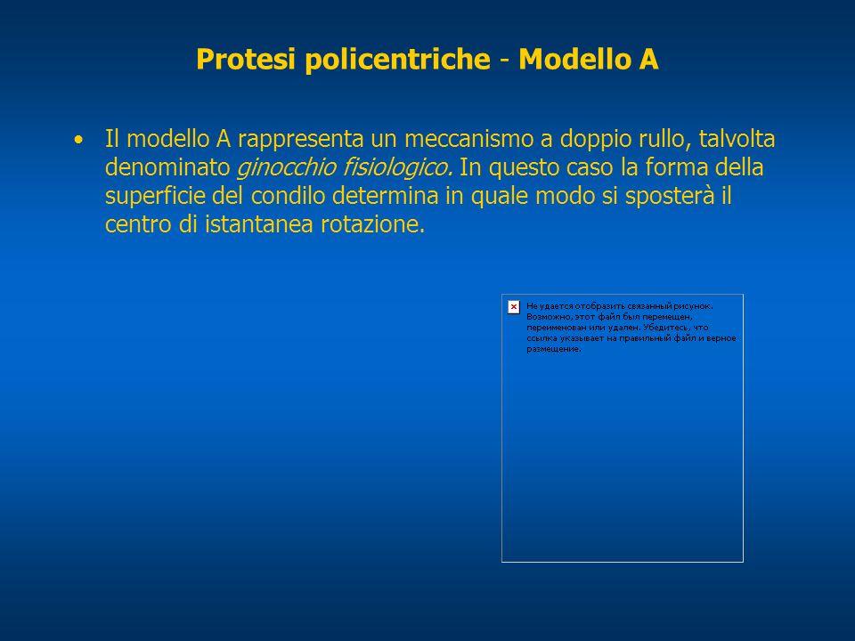 Protesi policentriche - Modello A