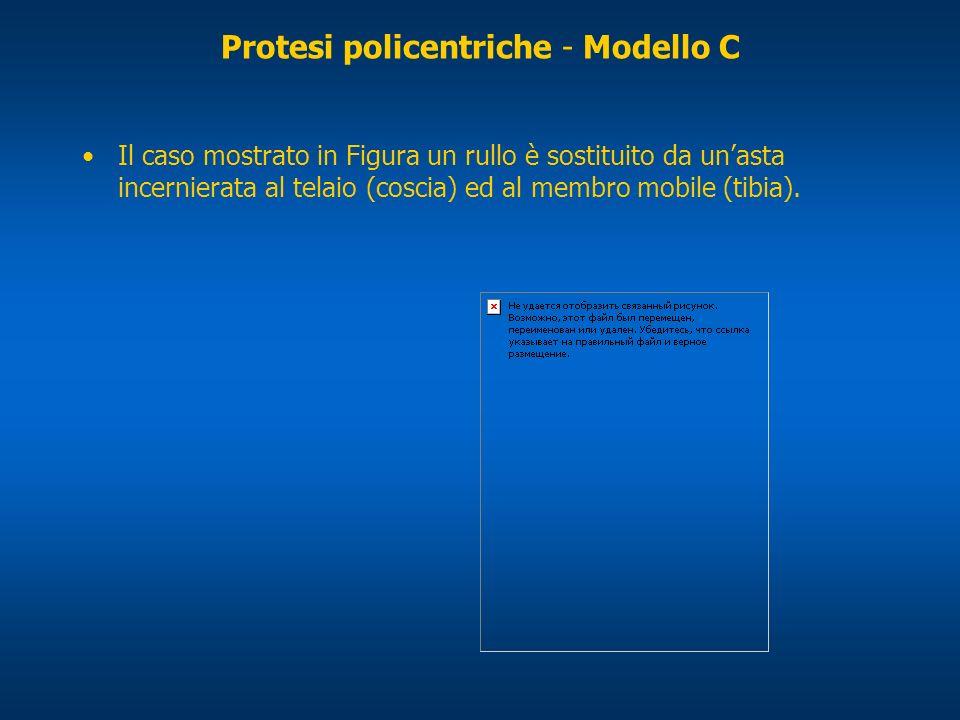Protesi policentriche - Modello C