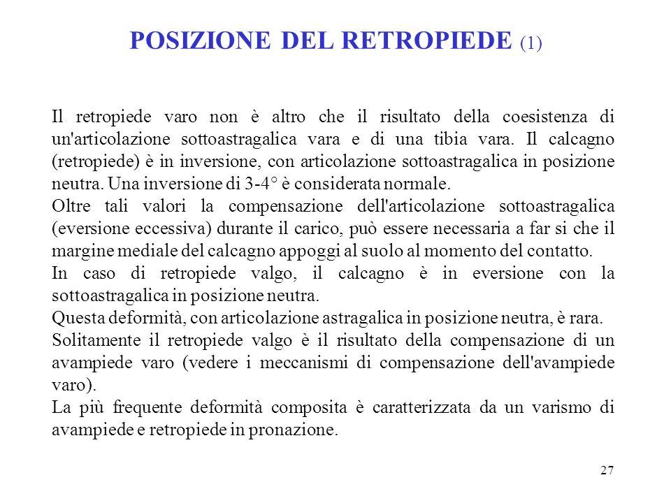 POSIZIONE DEL RETROPIEDE (1)