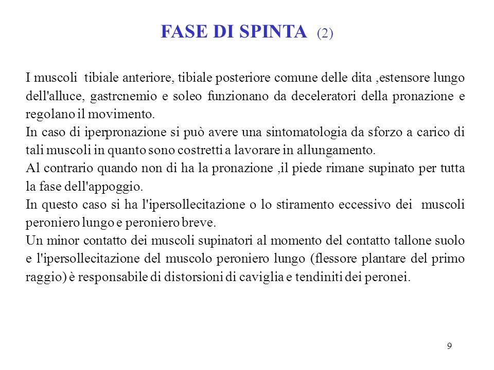 FASE DI SPINTA (2)