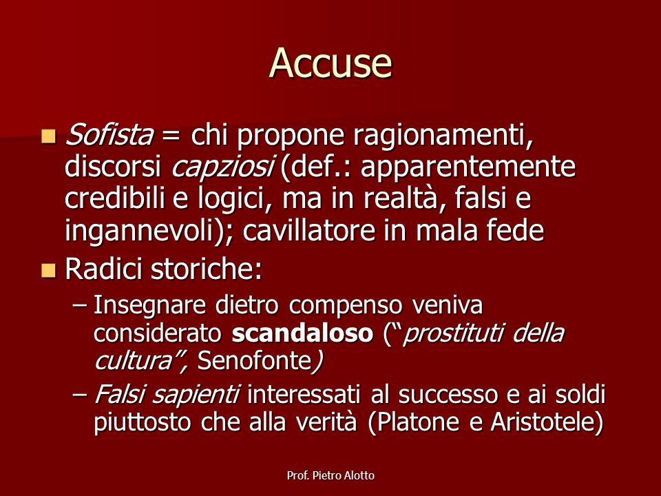Accuse