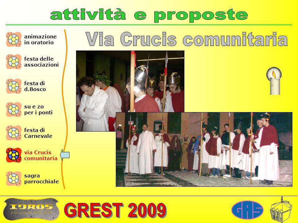 Via Crucis comunitaria
