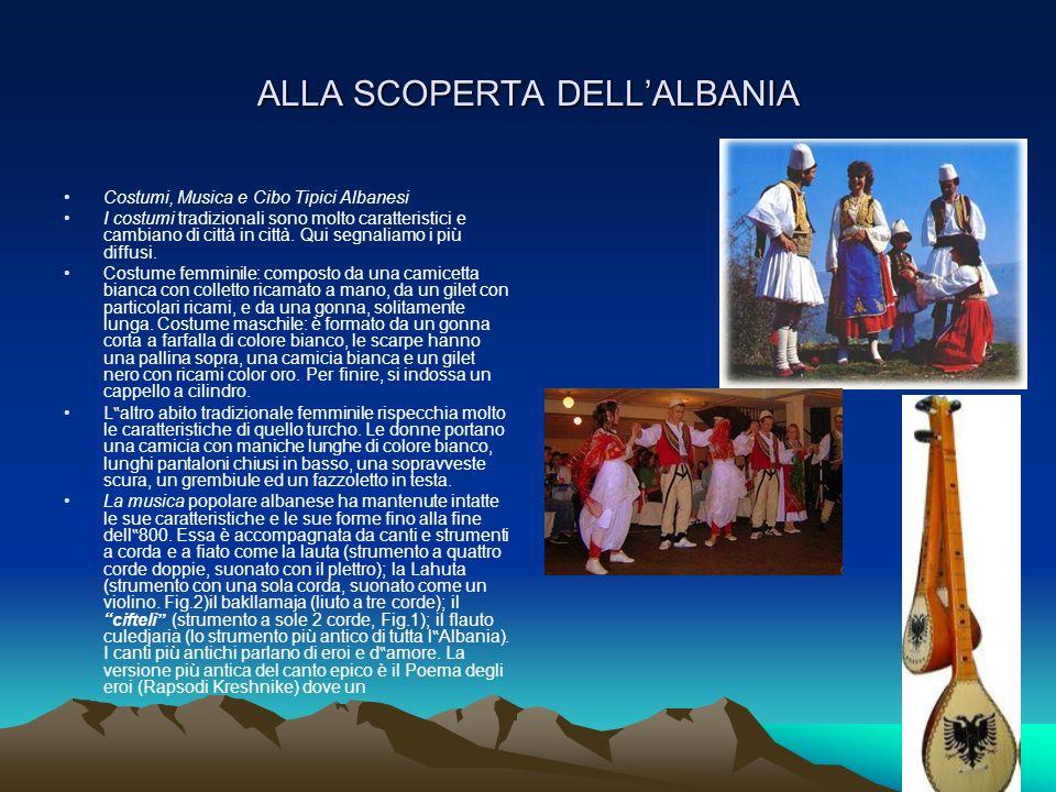 ALLA SCOPERTA DELL'ALBANIA