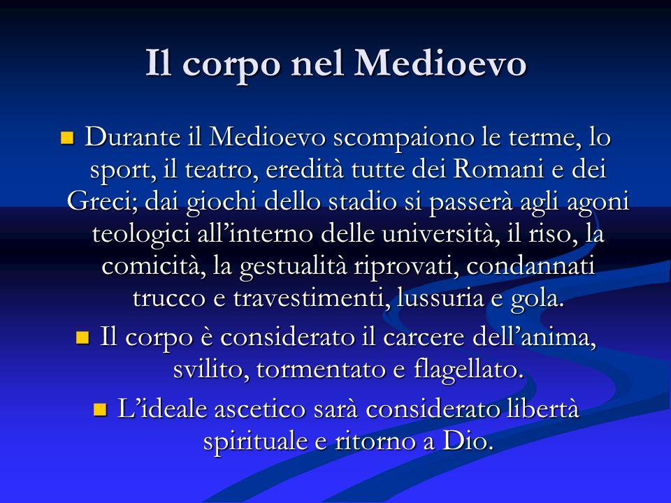 L'ideale ascetico sarà considerato libertà spirituale e ritorno a Dio.
