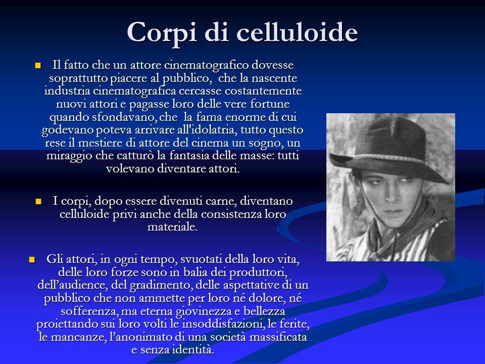 Corpi di celluloide