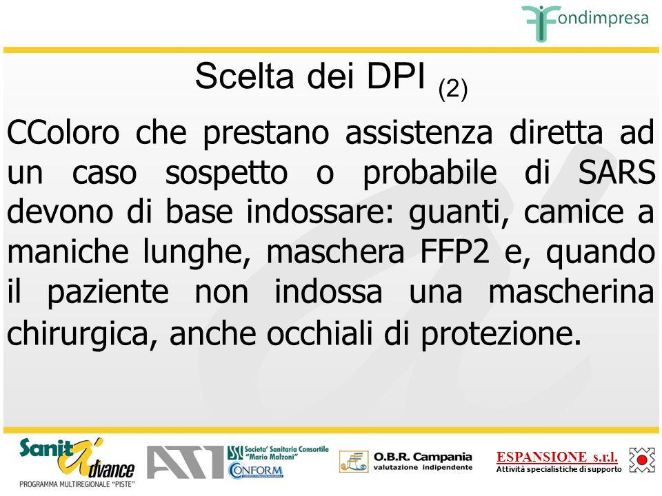 Scelta dei DPI (2)