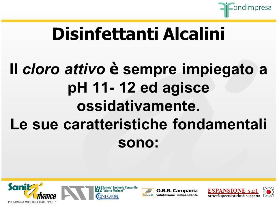 Disinfettanti Alcalini