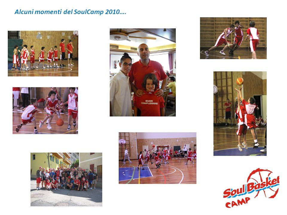 Alcuni momenti del SoulCamp 2010….