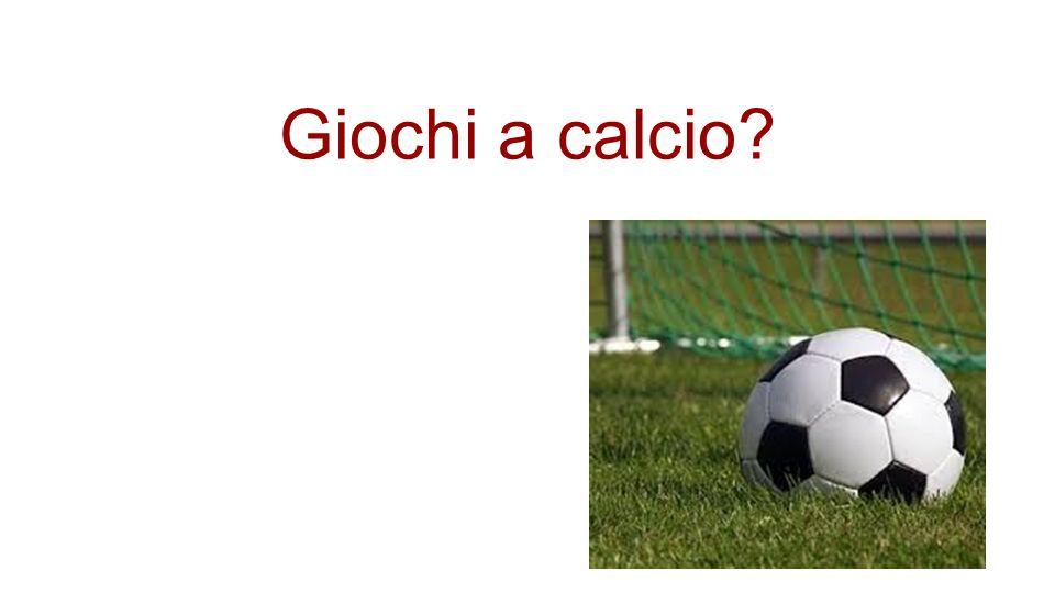 Giochi a calcio