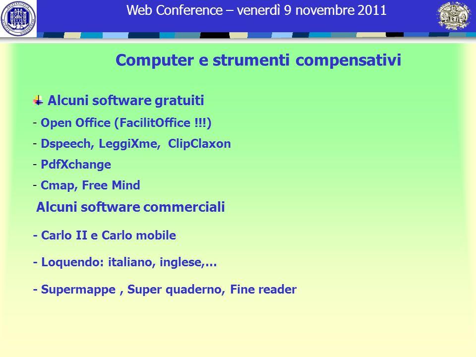 Computer e strumenti compensativi