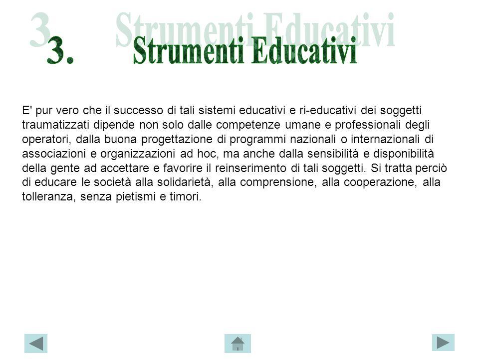 3. Strumenti Educativi.