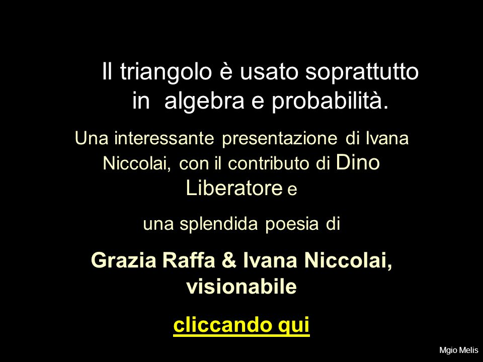 Grazia Raffa & Ivana Niccolai, visionabile