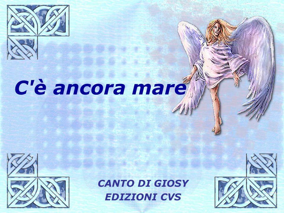 CANTO DI GIOSY EDIZIONI CVS