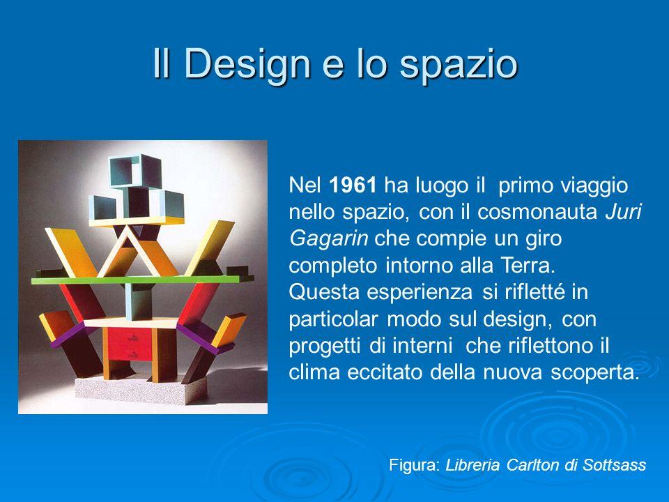 Il Design e lo spazio