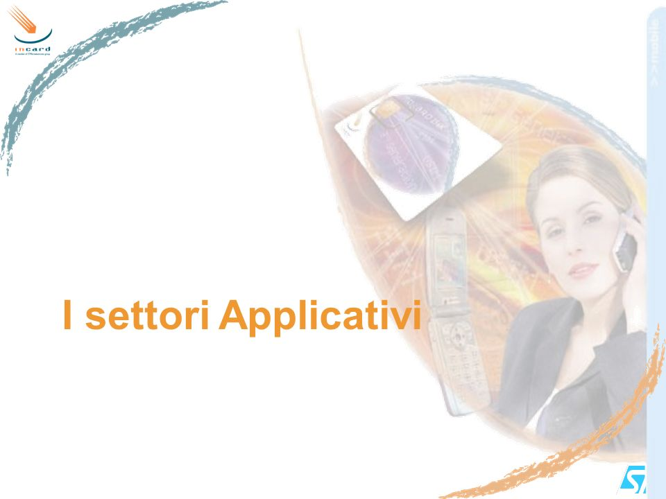 I settori Applicativi