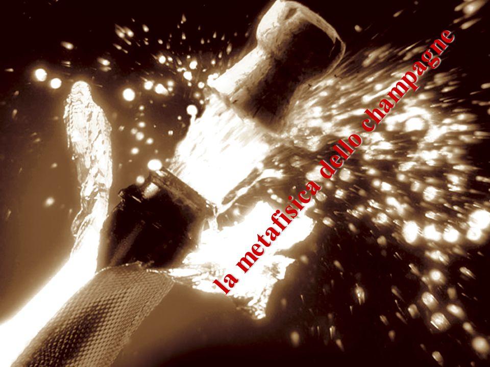 la metafisica dello champagne