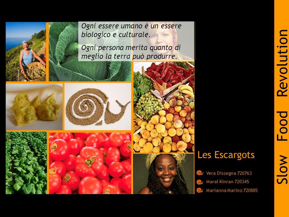 Slow Food Revolution Les Escargots