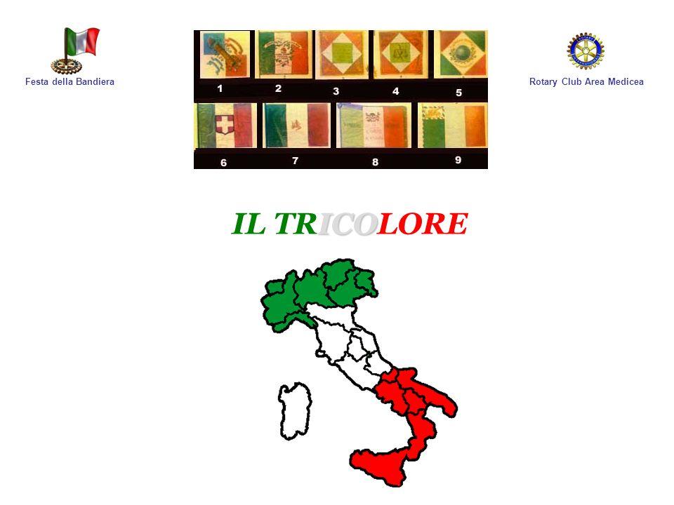 Festa della Bandiera Rotary Club Area Medicea IL TRICOLORE