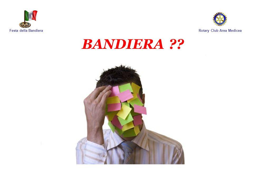 BANDIERA Festa della Bandiera Rotary Club Area Medicea