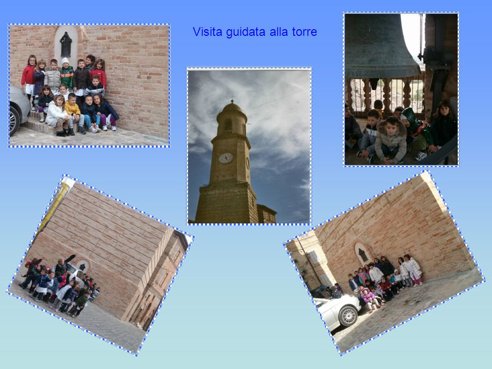 Visita guidata alla torre