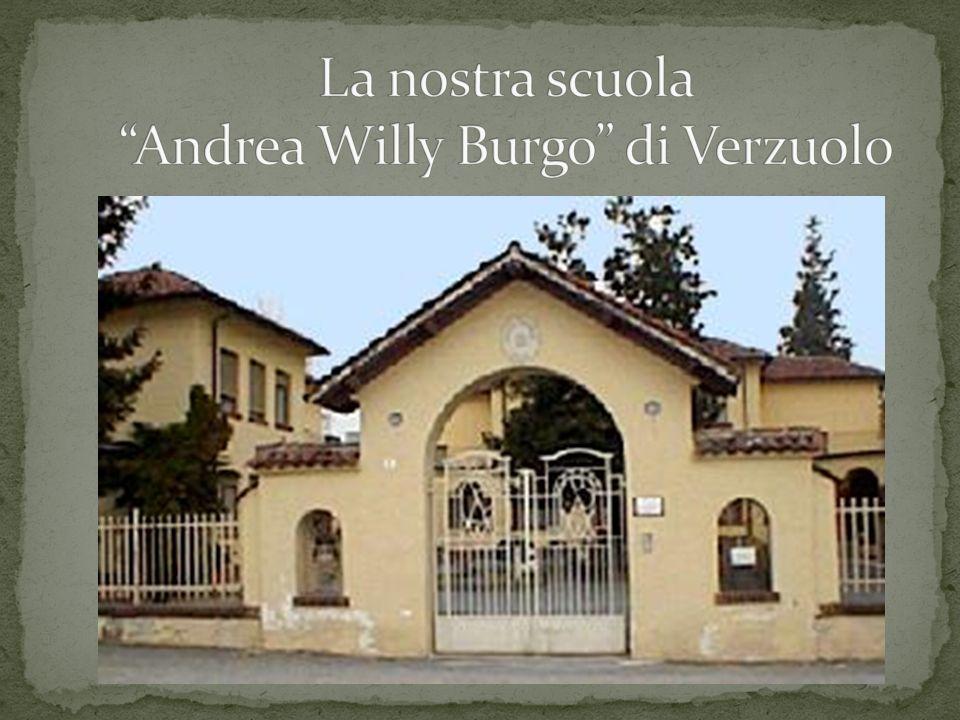 La nostra scuola Andrea Willy Burgo di Verzuolo