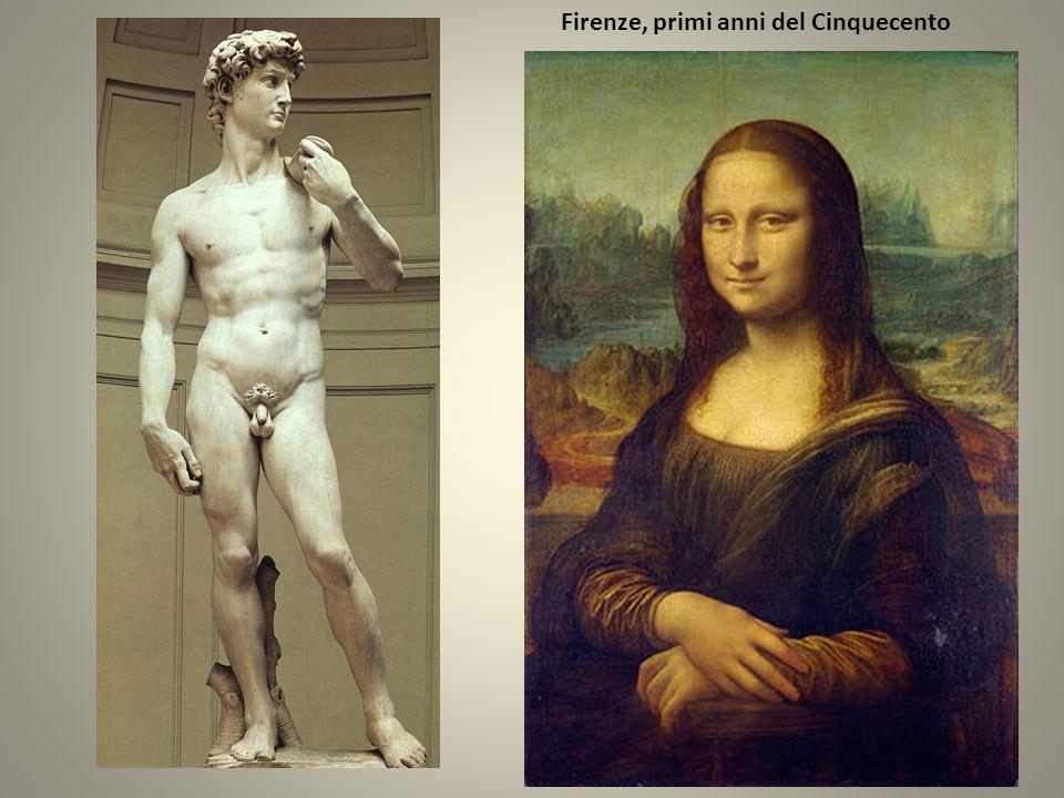 Firenze, primi anni del Cinquecento