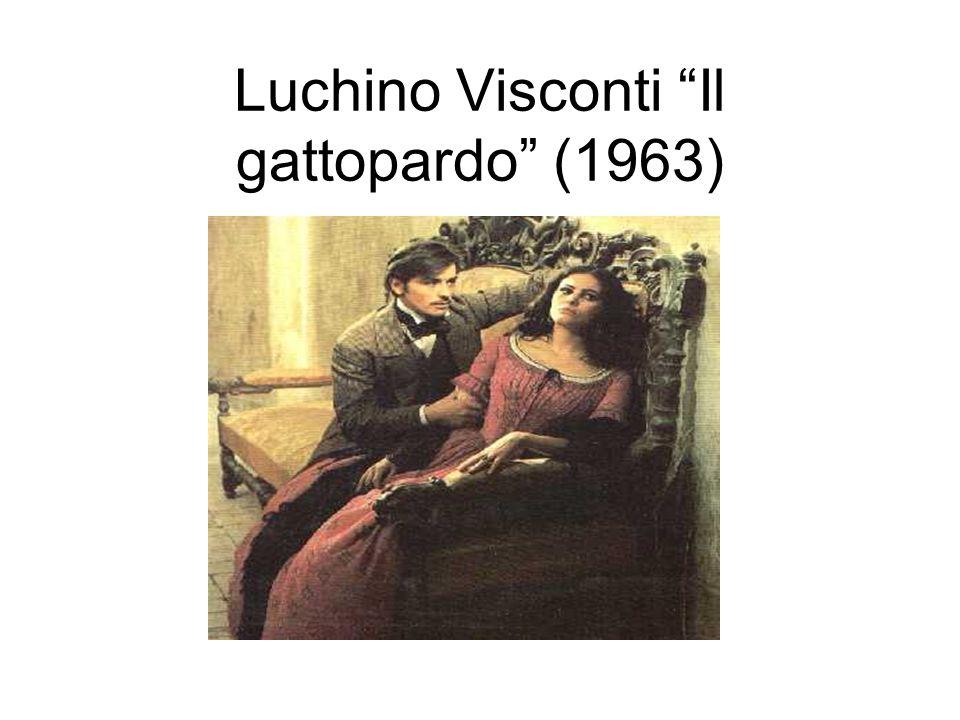 Luchino Visconti Il gattopardo (1963)