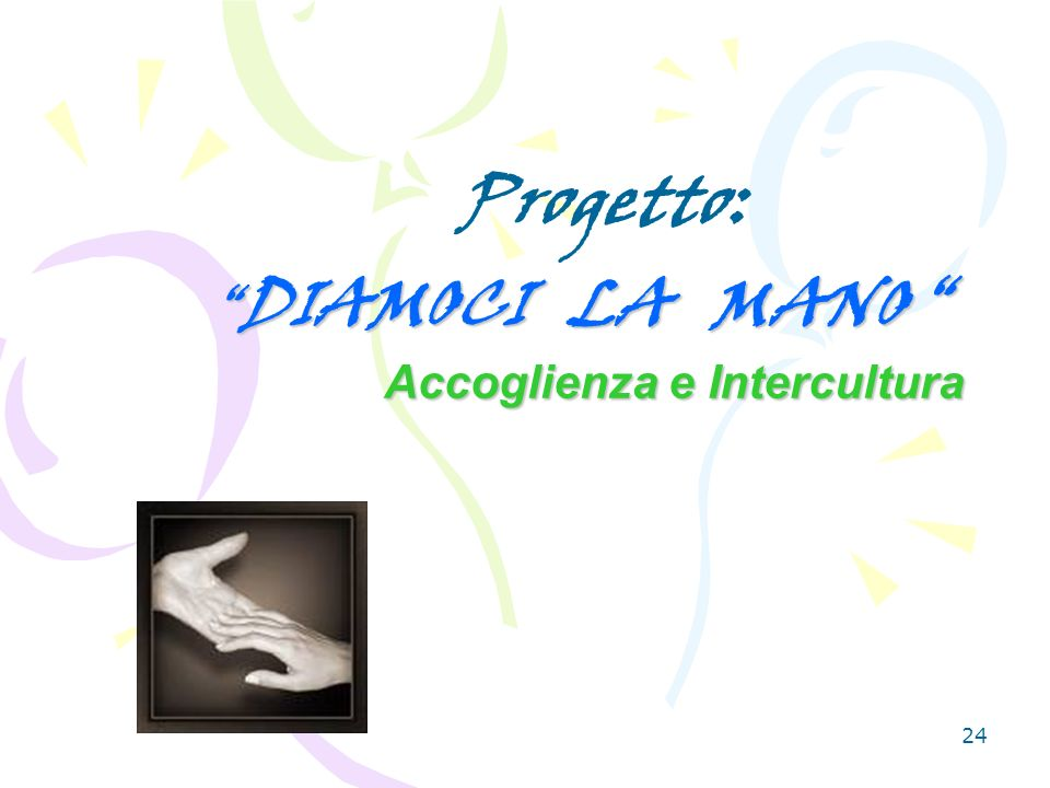 Accoglienza e Intercultura