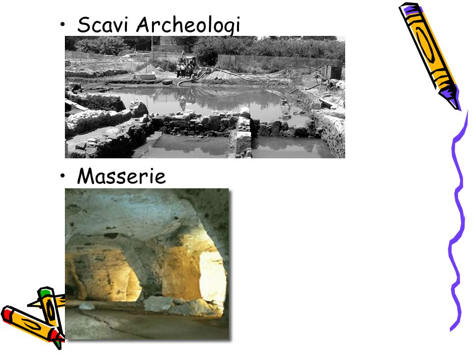 Scavi Archeologi Masserie
