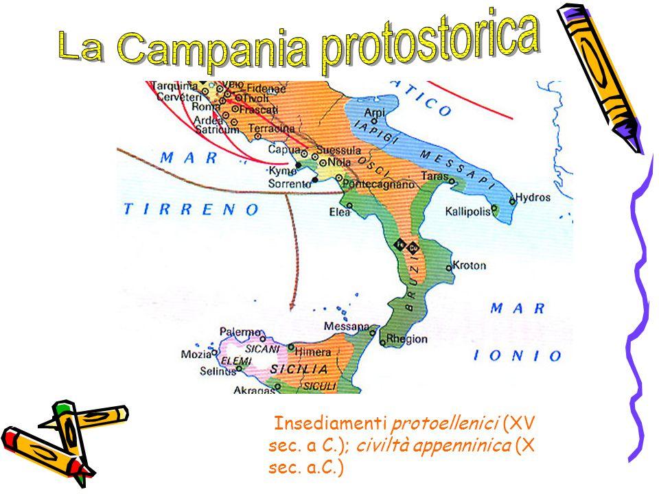 La Campania protostorica