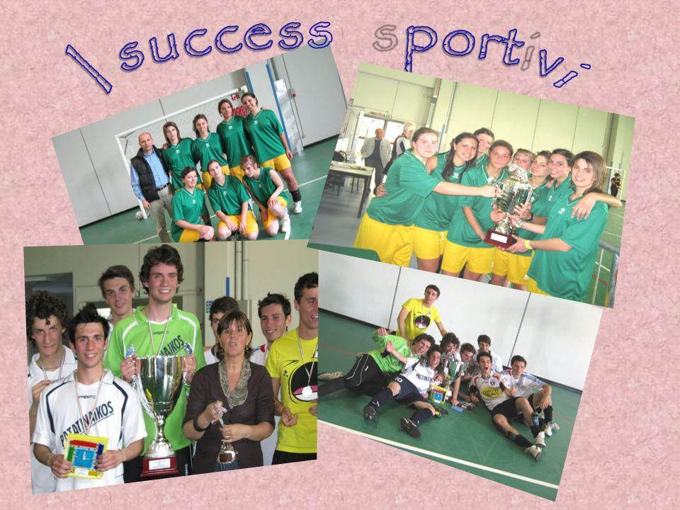 I successi sportivi