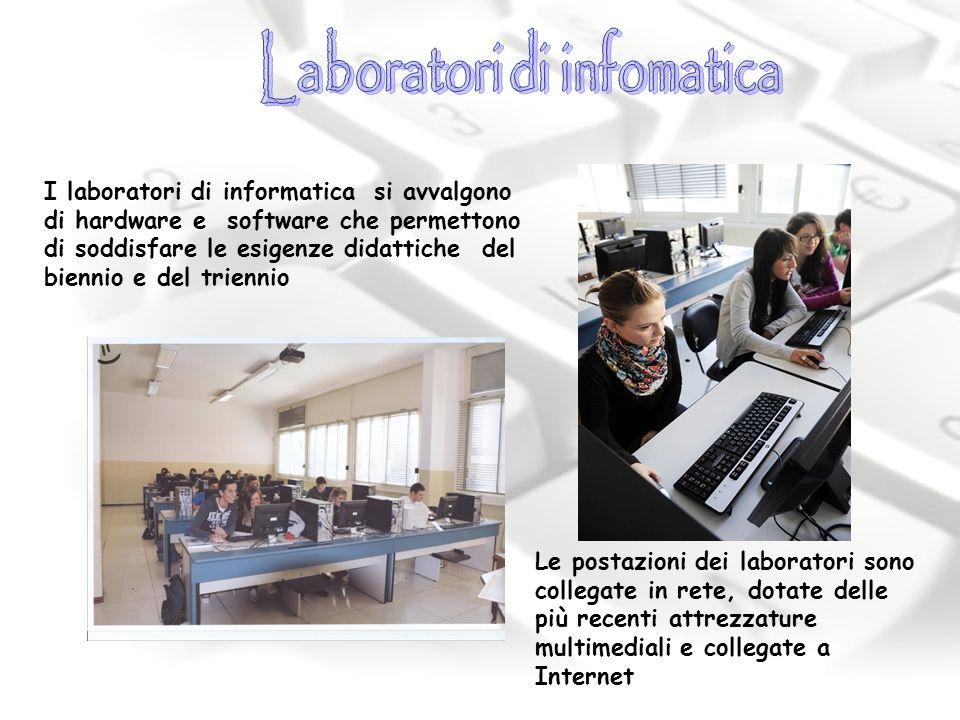 Laboratori di infomatica