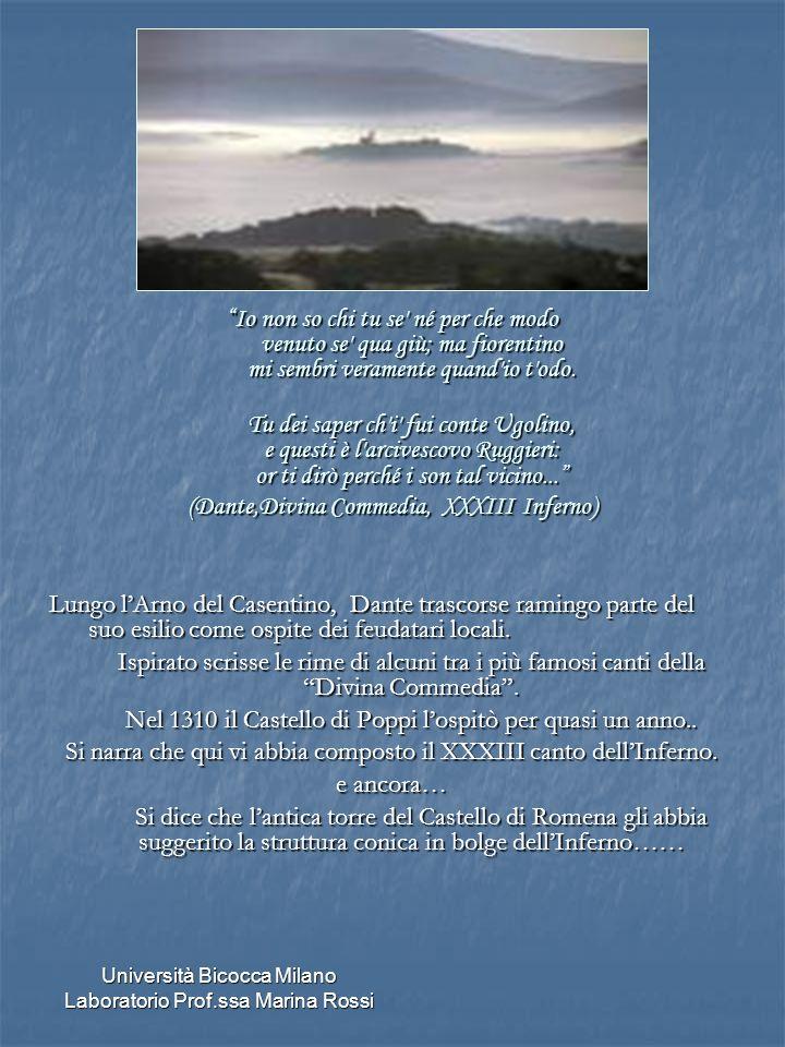 (Dante,Divina Commedia, XXXIII Inferno)