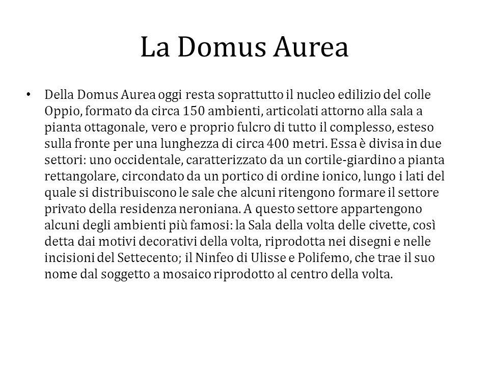La Domus Aurea