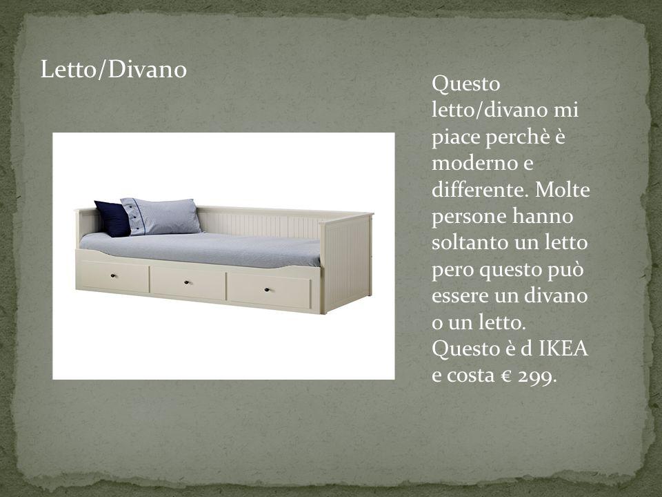 Letto/Divano